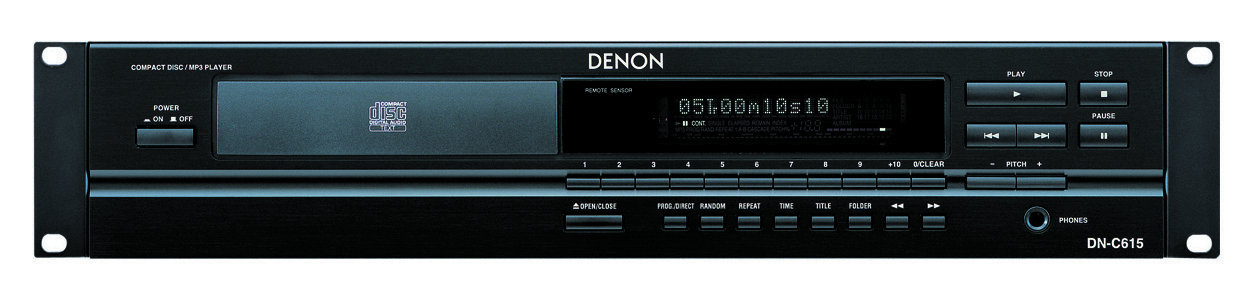 Denon DN-C615 CD-Player