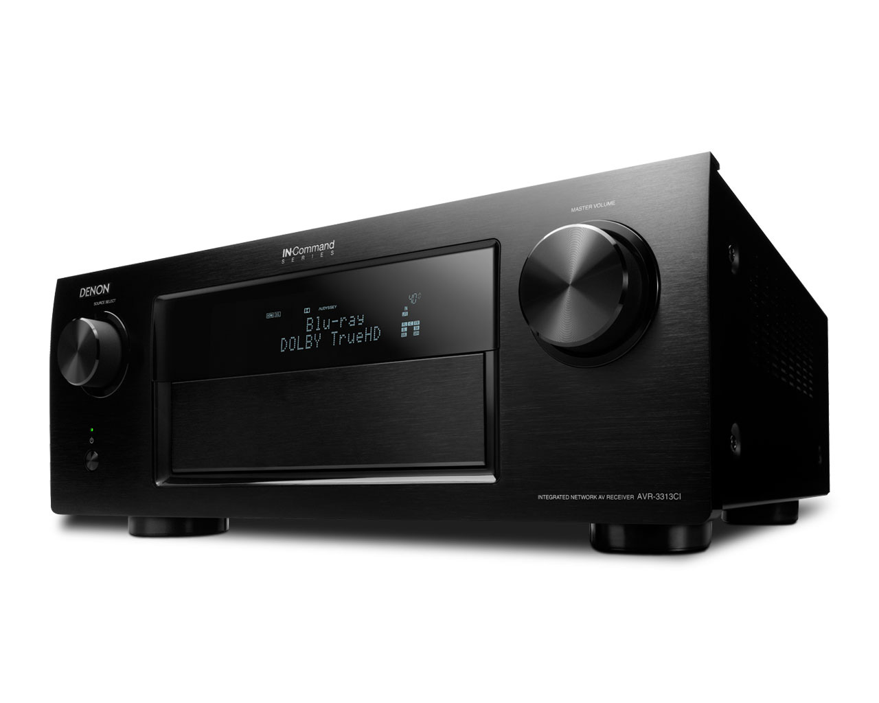 Denon Professional Grade Audio Video Recording The Preamplifier With Dual Main