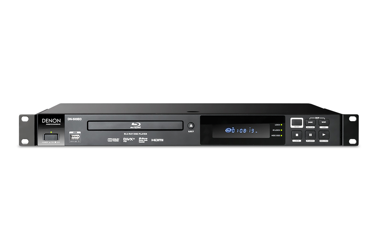 Denon Professional - Professional-grade Audio/Video Recording