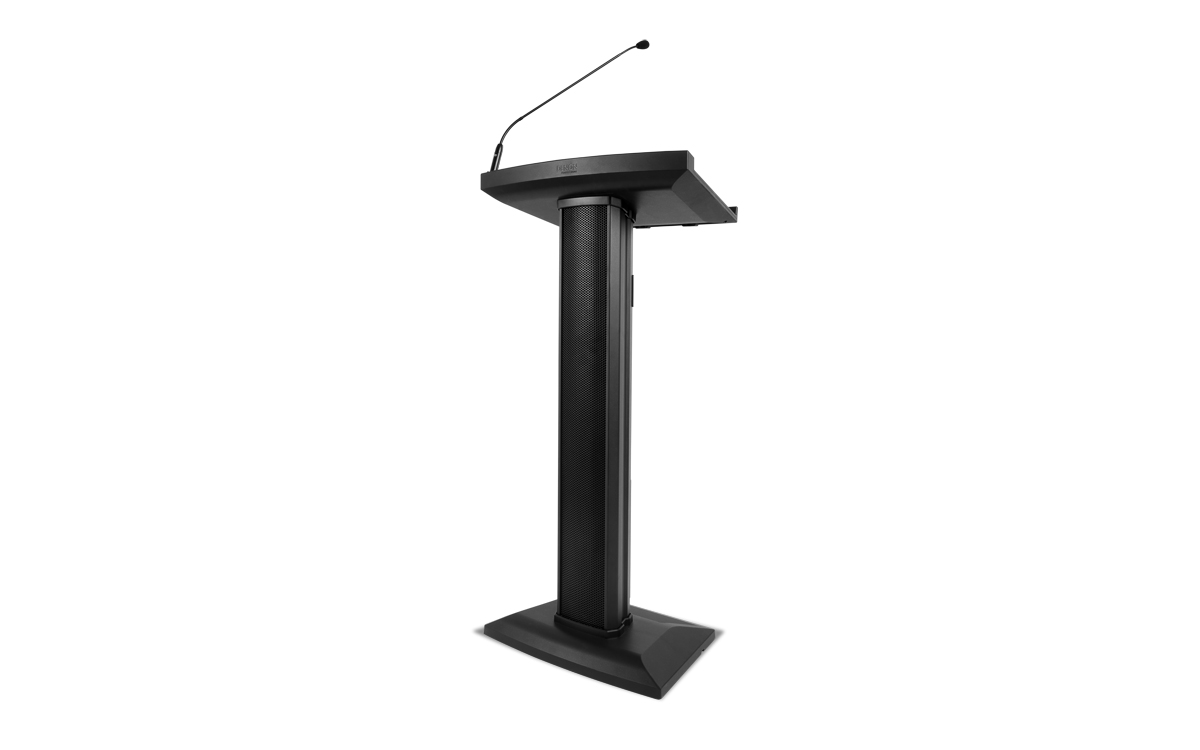 Denon Professional Grade Audio Video Recording 2 Way Crossover Active Circuit Lectern